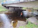 Обследование Мост через р. Вичка