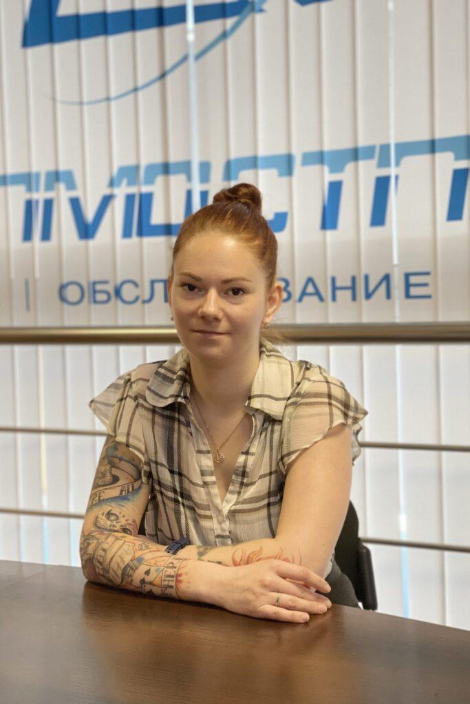 Угрюмова <br>Ксения Вячеславовна