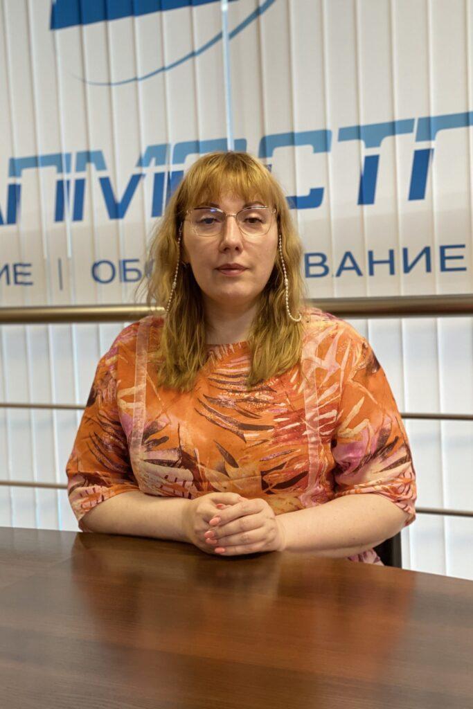 Шипулина <br>Светлана Станиславовна